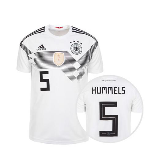 ADIDAS PERFORMANCE Marškinėliai »Dfb Marškinėliai Hummels...