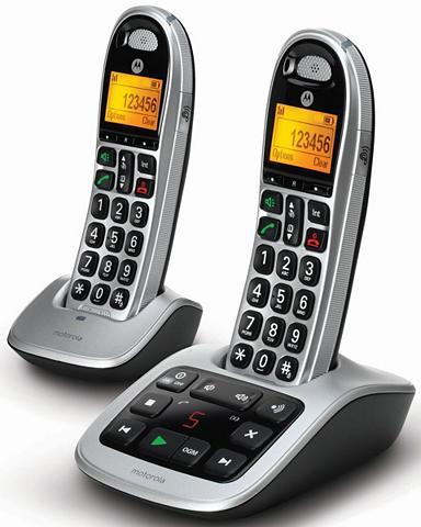 MOTOROLA Telefonas analog Bevielis »CD312«