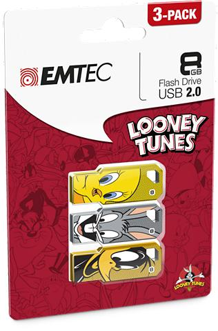 EMTEC USB laikmena »Stick USB2.0 LT01 8GB Lo...