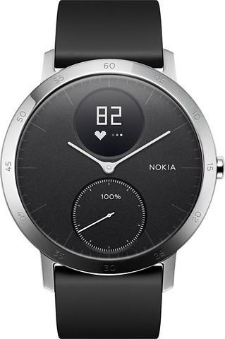 WITHINGS Activité STEEL HR (40 mm) »Activity Tr...