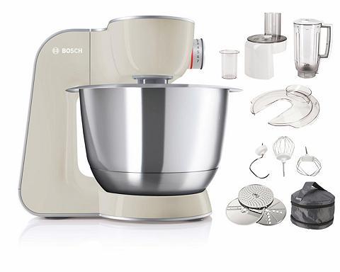 BOSCH Küchenmaschine CreationLine MUM58L20 1...