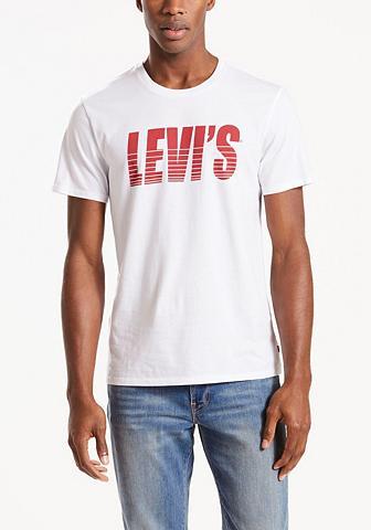 ® Marškinėliai »Graphic Set-In«
