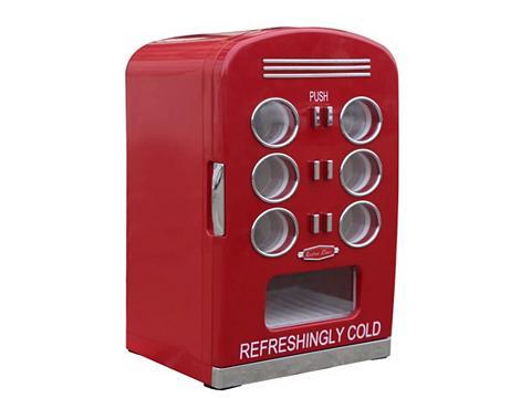 RICATECH Retro Mini Šaldytuvas dėl iki zu 12 Ge...