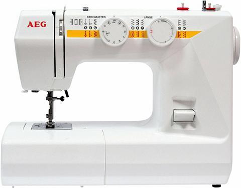 AEG Siuvimo mašina 1715 24 Nähprogramme