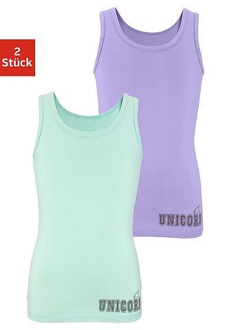 Marškinėliai be rankovių (2 vienetai) ...