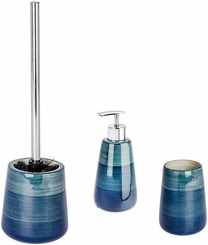 WENKO Vonios priedai rinkinys »Pottery«