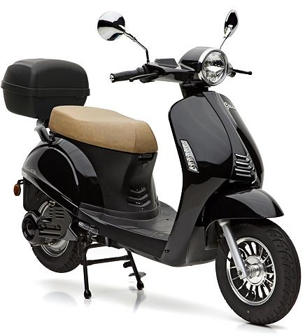 NOVA MOTORS Rinkinys: E-Roller ir Daiktadežė 3000 ...