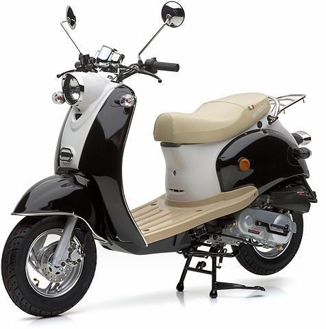 NOVA MOTORS Motoroleris 49 ccm 45 km/h »Retro Star...