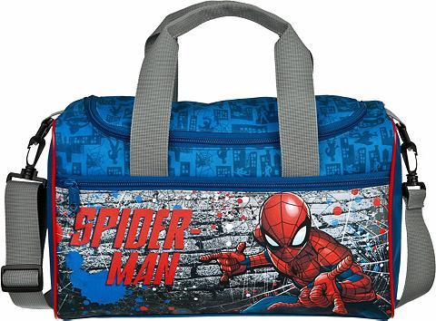 SCOOLI Sportinis krepšys »Spiderman«