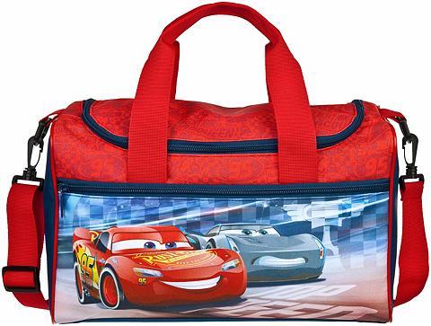 SCOOLI Sportinis krepšys »Cars«