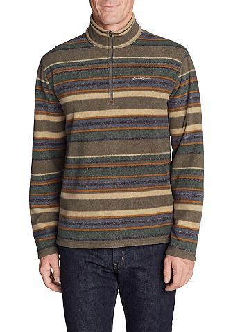 EDDIE BAUER Quest Flisinis megztinis su 1/4-Reißve...