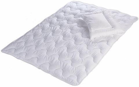 WENDRE Antklodė + Mikropluošto pagalvė »« Pil...