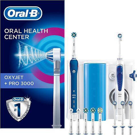 ORAL-B Burnos irigatoriaus Oxy Jet - elektrin...