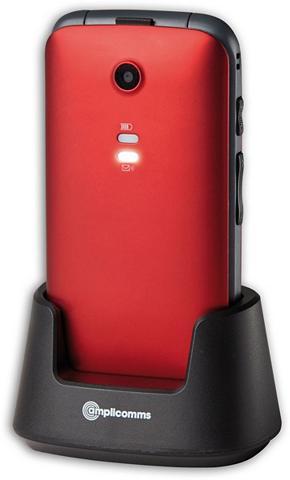 AMPLICOMMS Mobilusis telefonas »Power Tel M6750«