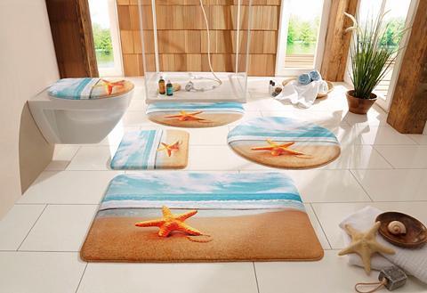 MY HOME SELECTION Vonios kilimėlis »Seestern« aukštis 14...