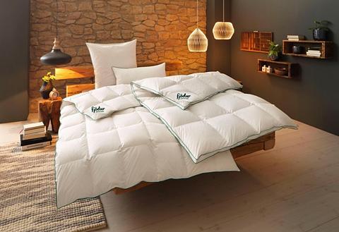 FJÖDUR Rinkinys: antklodė ir pagalvė »Fee« Fj...