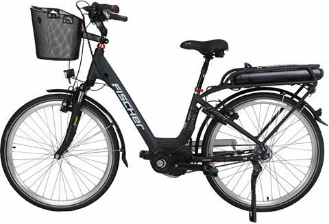 FISCHER FAHRRÄDER FISCHER City Elektrinis dviratis 48 V/...