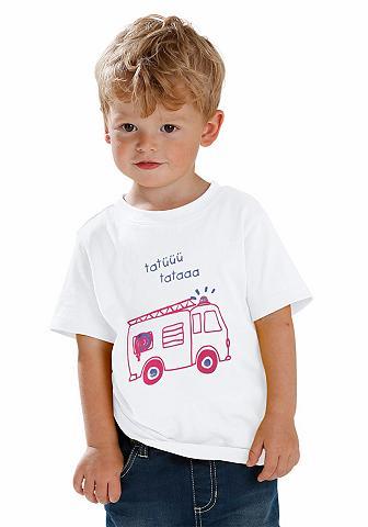 KIDSWORLD Marškinėliai »FEUERWEHR«