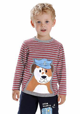 KIDSWORLD Marškinėliai ilgomis rankovėmis »Hund«...