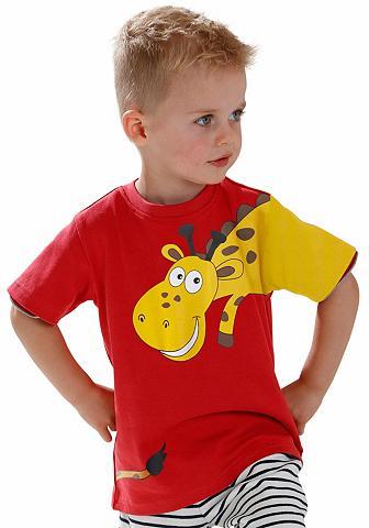 KIDSWORLD Marškinėliai »Giraffe«