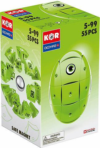GEOMAG ? Kubeliai (55-tlg.) »KOR Egg Green«