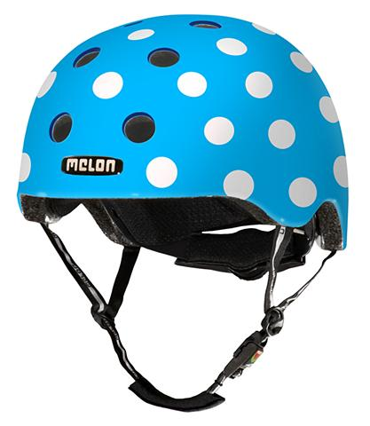 MELON Šalmas »Helm Dotty (M-L)«