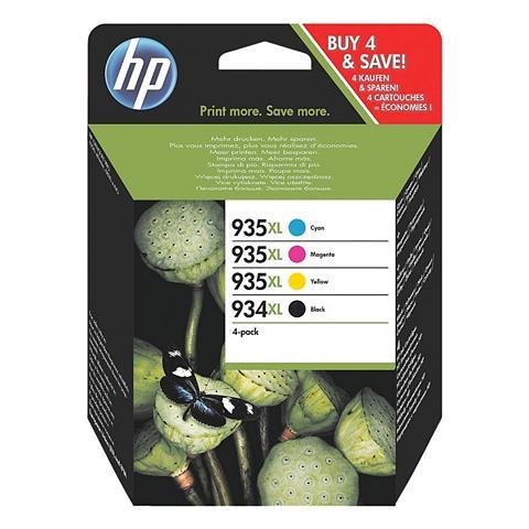 HP 4-rašalo kasečių rinkinys » 934 XL / 9...