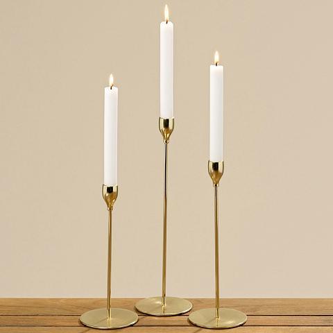 HOME AFFAIRE Žvakidė su stovu »Malte« (3 vnt.)