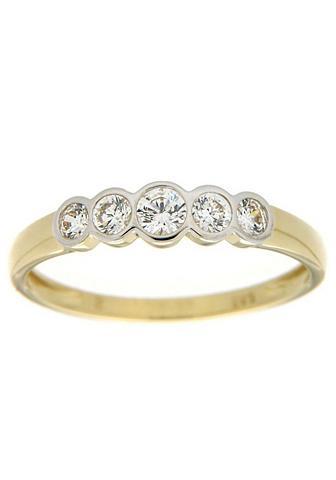 FIRETTI Auksinis žiedas »bicolor«