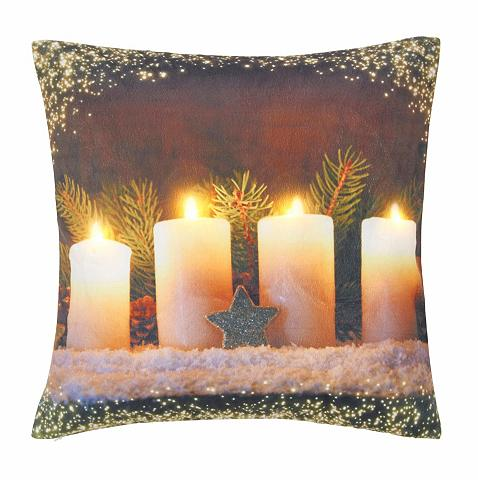 LED-pagalvės užvalkalas »Advent« (1 vi...