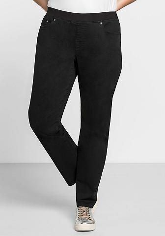 SHEEGO BASIC Laisvos kelnės