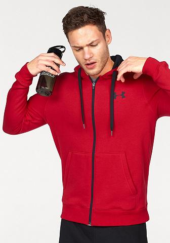 UNDER ARMOUR ® Megztinis su gobtuvu »RIVAL FITTED F...