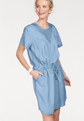 B.YOUNG Džinsinė suknelė »Harimo«