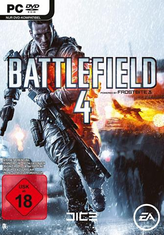 ELECTRONIC ARTS Battlefield 4 PC (DVD-ROM)