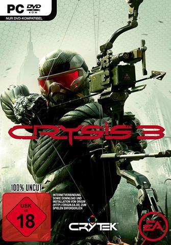 Crysis 3 PC (DVD-ROM)