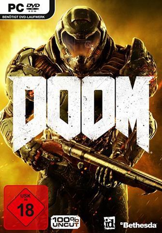 BETHESDA Doom PC (DVD-ROM)