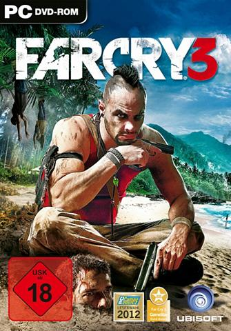 UBISOFT Far Cry 3 PC (DVD-ROM)