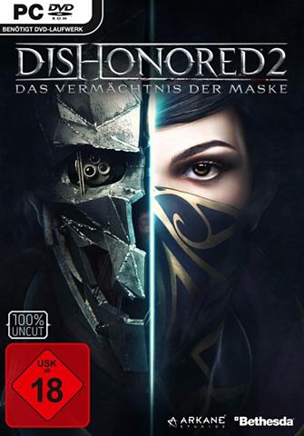BETHESDA Dishonored 2 PC (DVD-ROM)