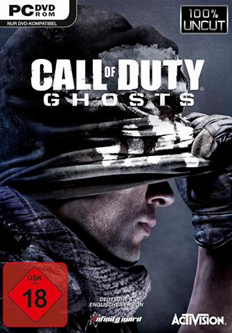 ACTIVISION Call of Duty: Ghosts PC (DVD-ROM)