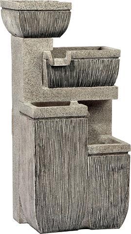 DOBAR Sodo fontanas B/T/H: 387/323/803 cm