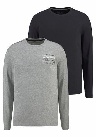Marškinėliai ilgomis rankovėmis (Rinki...