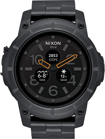 NIXON Išmanus laikrodis »Smart Watch Mission...