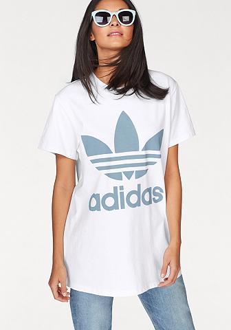 ADIDAS ORIGINALS Marškinėliai »BIG TREFOIL TEE«