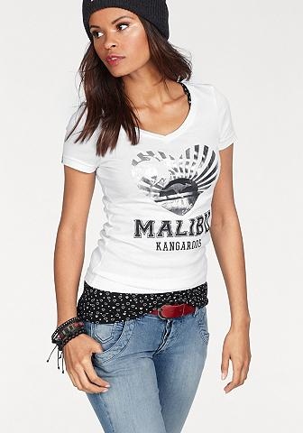 KANGAROOS Kanga ROOS Marškinėliai (Rinkinys 2 da...