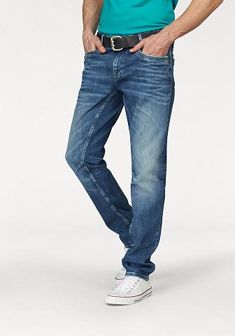 PME LEGEND Tapered-fit-Jeans »SKYMASTER« im Used ...