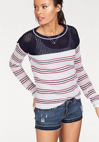 KANGAROOS Kanga ROOS ažūrinis megztinis