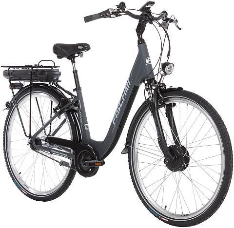 FISCHER FAHRRAEDER Elektrinis dviratis City Moterims »ECU...