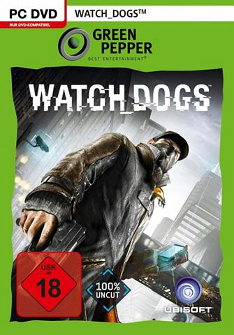 UBISOFT Watch Dogs PC (DVD-ROM)