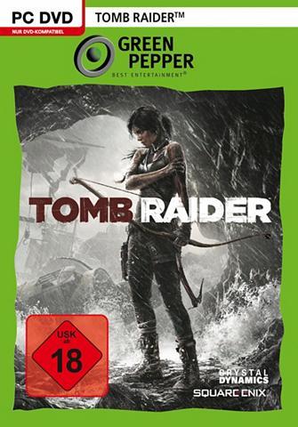 SQUARE ENIX Tomb Raider PC (DVD-ROM)