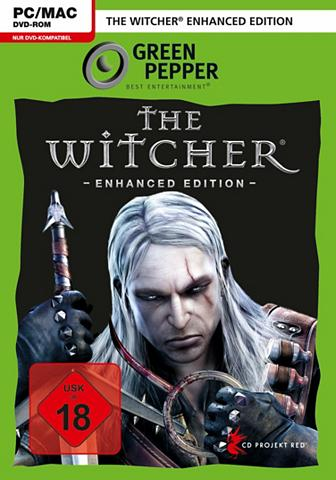 The Witcher - Enhanced Edtion PC (DVD-...